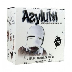 ASYLUM MULTIPLE PERSONALITY MASK