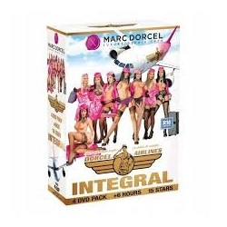 DVD DORCEL PAKIET AIRLINES INTEGRAL