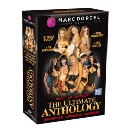 DVD DORCEL PAKIET THE ULTIMATE ANTHOLOGY