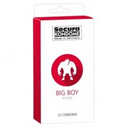 PREZERWATYWY SECURA BIG BOY 12SZT
