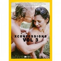 DVD ERIKA LUST - XCONFESSIONS VOL. 3