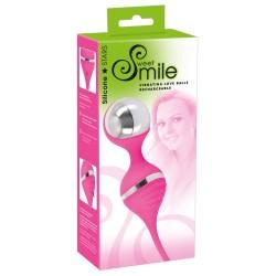 SWEET SMILE VIBRATING LOVE BALLS