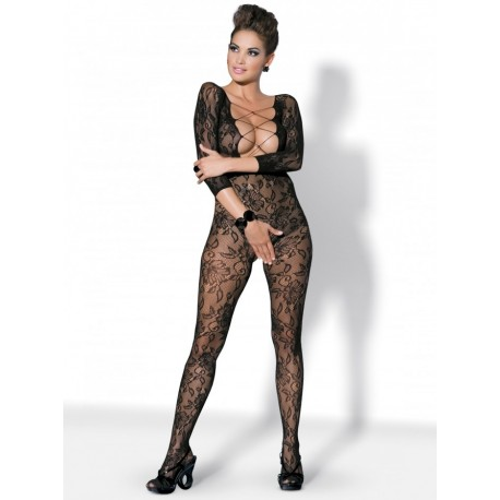 BODYSTOCKING F200 black