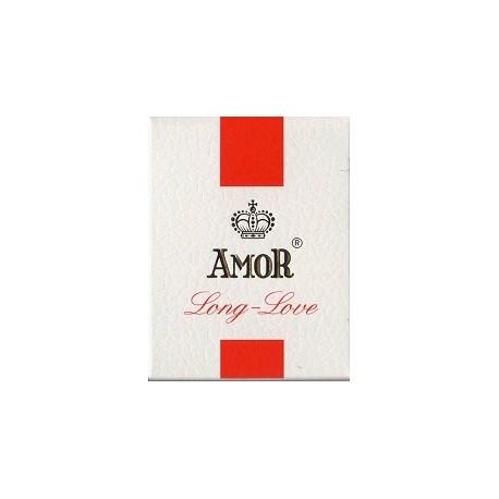 Prezerwatywy Amor Long Love 3 szt.