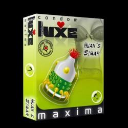 LUXE - prezerwatywy z wypustkami 1szt