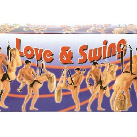 HUŚTAWKA LOVE SWING 9002