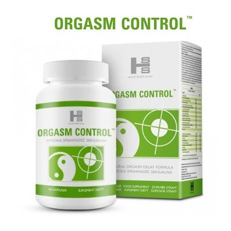 ORGASM CONTROL TABLETKI