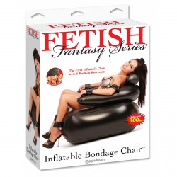 Fotel Fetish Fantasy Inflatable Bondage Chair