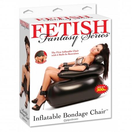 Fotel Fetish Fantasy Inflatable Bondage Chair