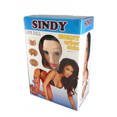 LALKA DMUCHANA SINDY 3D