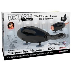 EXTREME SEX MACHINE FETISH FANTASY