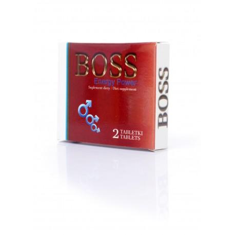 Boss Energy Power Ginseng 2 szt. na potencję