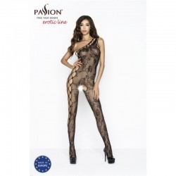 BODYSTOCKING BS036 PASSION CZARNY